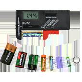 Batteritilbehør