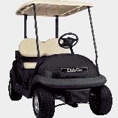 Golftralle / golfbiler