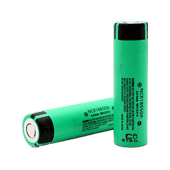 Sylindriske lithiumceller