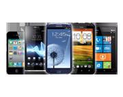 Mobiltelefonladere