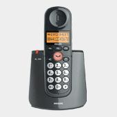 Trådløs telefon batteri
