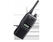 VHF/samband batterier